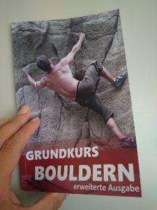Buch Grundkurs Bouldern